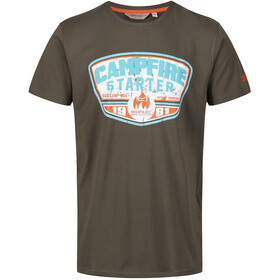 Regatta Cline III - T-shirt manches courtes Homme - olive